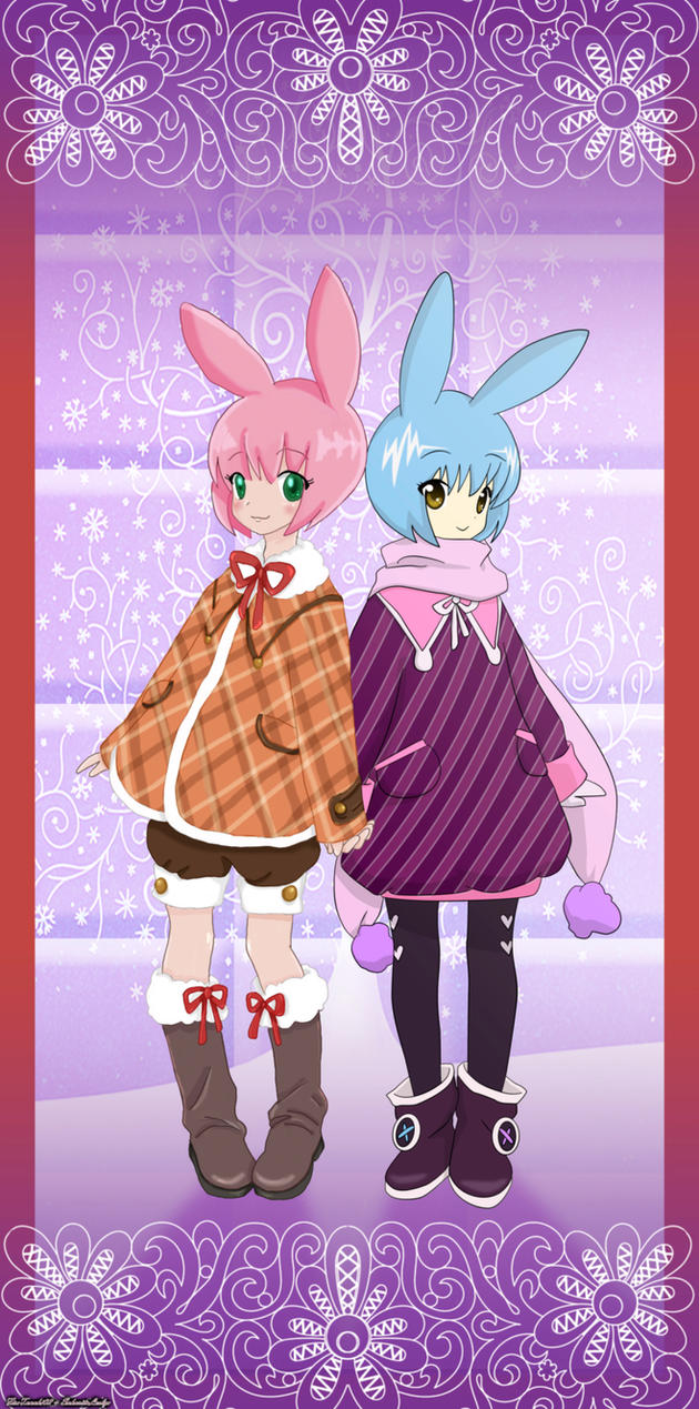 Nana Lala Bunny by FireTanuki02