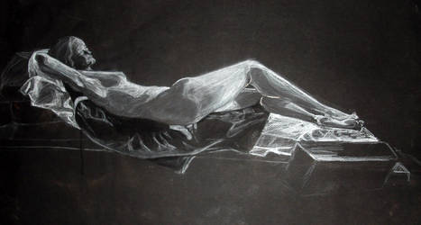1996 White on Black by wentzr