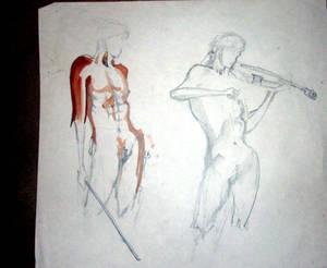 1998 Violinist