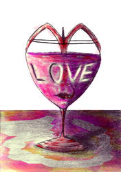 Glass of love2 by sonigque