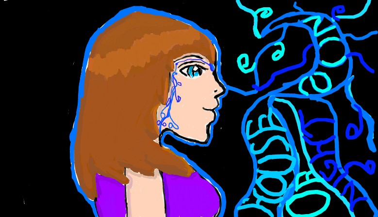 House of night: Zoe side view by butterflyfox-4-life