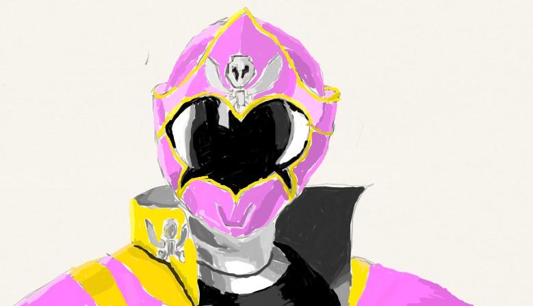 Gokai Pink by butterflyfox-4-life