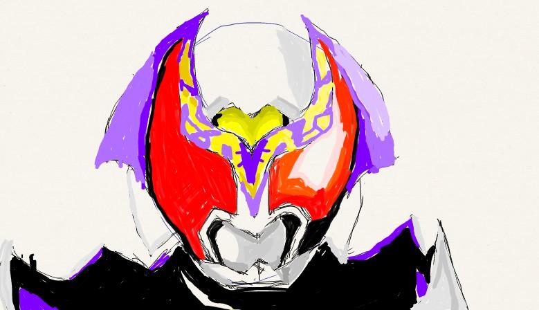Kamen Rider Kivaara by butterflyfox-4-life