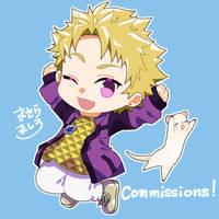 Commission Art -5- CHIBI by masoramashiro
