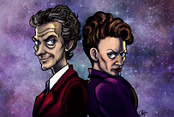 Rebel Time Lords by supinternets