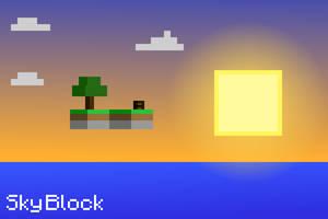 Sky Block by Biodrawxel