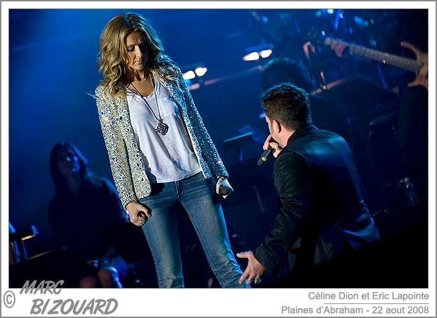 Ville Concert Celine Dion