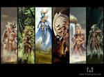 Guild Wars - Gods