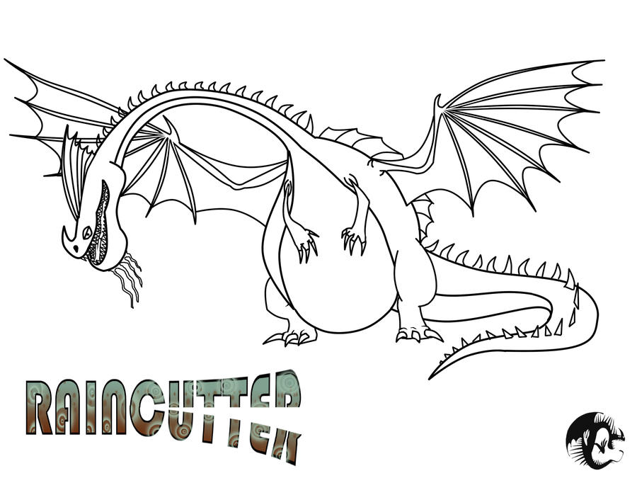 Raincutter Line Art and Character Template by ScaleBound on DeviantArt