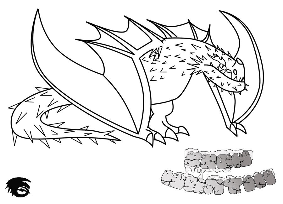 Snow Wraith Line Art And Character Template By Scalebound How To Your Coloring Pages