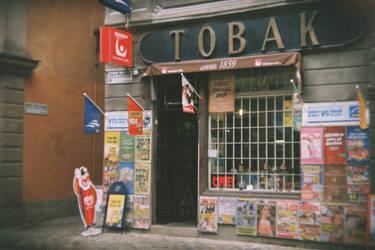 Stockholm in 135BC: Tobak