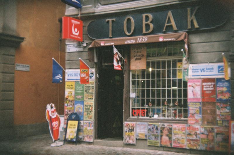 Stockholm in 135BC: Tobak by neuroplasticcreative
