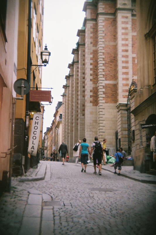 Stockholm in 135BC: Chocolat by neuroplasticcreative