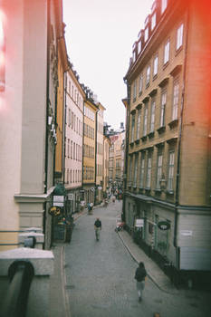 Stockholm in 135BC: Gamla View