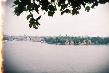 Stockholm in 135BC: Stockholm Burning