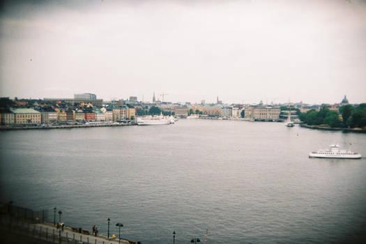 Stockholm in 135BC: Stockholmsview
