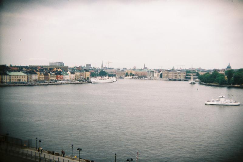 Stockholm in 135BC: Stockholmsview by neuroplasticcreative