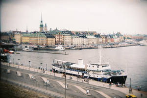 Stockholm in 135BC: Going Away