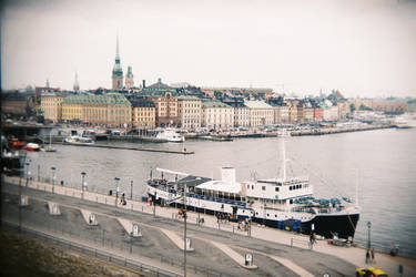 Stockholm in 135BC: Going Away by neuroplasticcreative