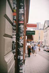 Stockholm in 135BC: Goth Street by neuroplasticcreative