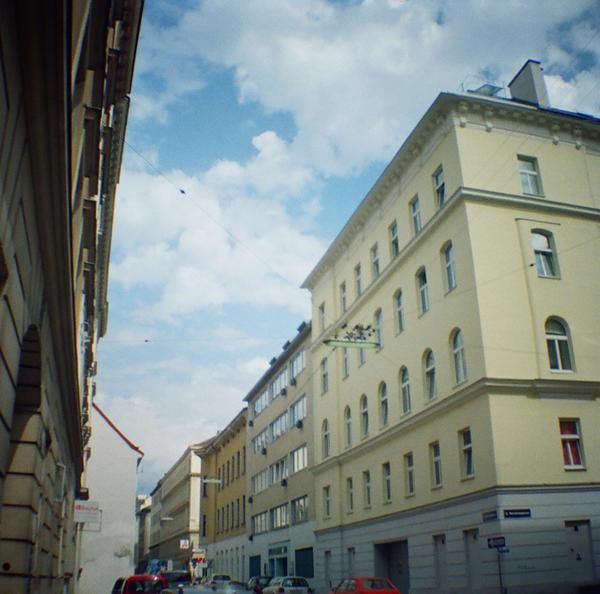 Wien in Diana Mini: Schreygasse