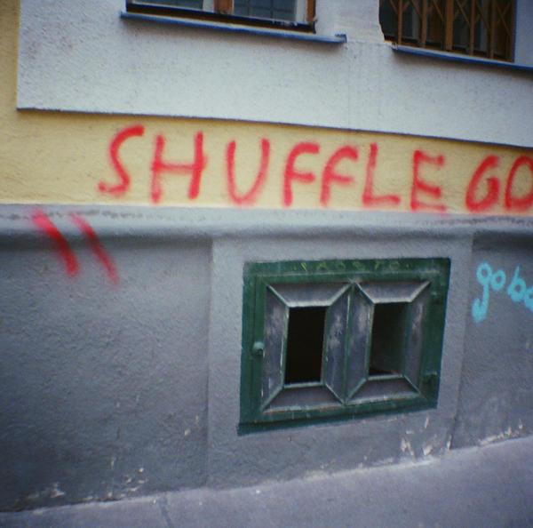 Wien in Diana Mini: Shuffle God by neuroplasticcreative
