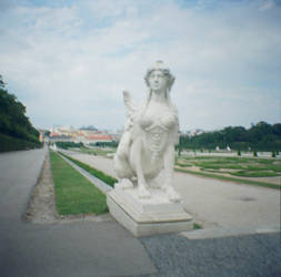 Wien in Diana Mini: Miss Belvedere