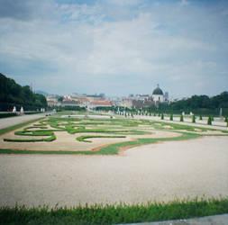 Wien in Diana Mini: Belvedere Maze