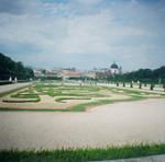 Wien in Diana Mini: Belvedere Maze by neuroplasticcreative