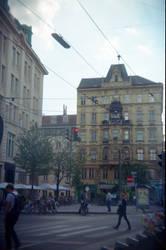 Wien in Holga 135BC: No Ordinary Traversal by neuroplasticcreative