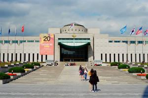 War Memories: War Memorial Building by neuroplasticcreative