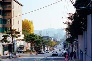 Jongno Days: Bukchon Dusk by neuroplasticcreative