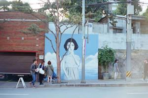 Jongno Days: My Girl in Bukchon by neuroplasticcreative