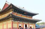 Changdeokgung Palace: Exterior I