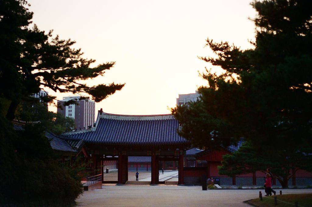 Changdeokgung Palace: Gate IV by neuroplasticcreative