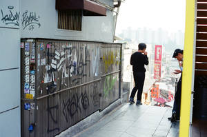 Itaewon in Context by neuroplasticcreative