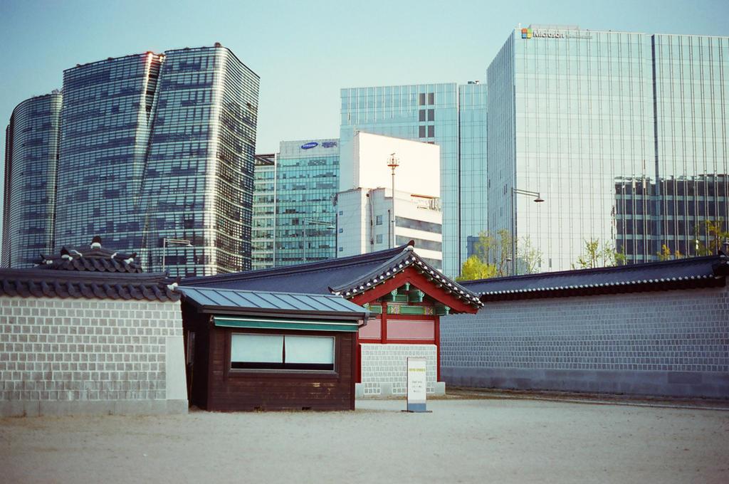 Gyeongbokgung Palace: Technology, Antiquity