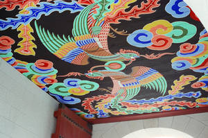 Gyeongbokgung Palace: Mythical by neuroplasticcreative