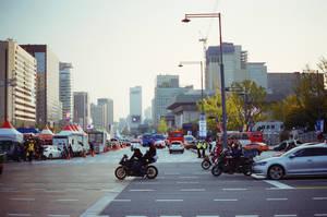 Sajik-ro Roads II
