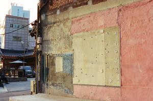 Neapolitan Wall by neuroplasticcreative