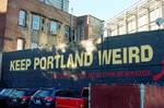 Downtown PDX: Keep Portland Weird II