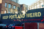 Downtown PDX: Keep Portland Weird II