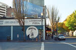 Downtown PDX: Elegantly Lonesome