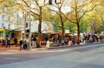 Downtown PDX: Alder Food Cart Pod I