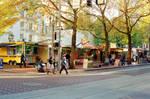 Downtown PDX: Alder Food Cart Pod II