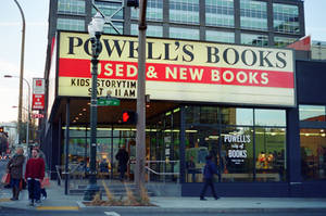 Downtown PDX: Powell's City of Books by neuroplasticcreative