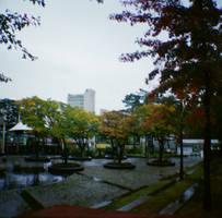 Edae: In the Rain by neuroplasticcreative