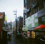Edae: Street, II