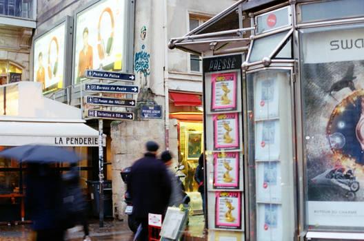 La Penderie de Paris by neuroplasticcreative
