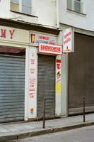 Paris Beaubourg: Sandwicherie by neuroplasticcreative